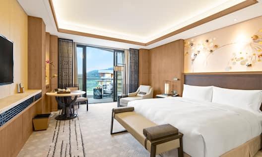 Premier King Guestroom
