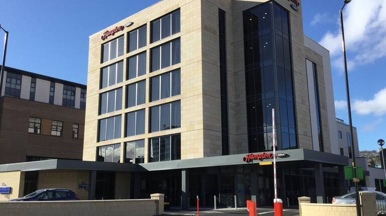 Central Dundee Hotel – Hampton by Hilton Dundee City Centre