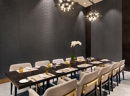 Mezzo Private Dining