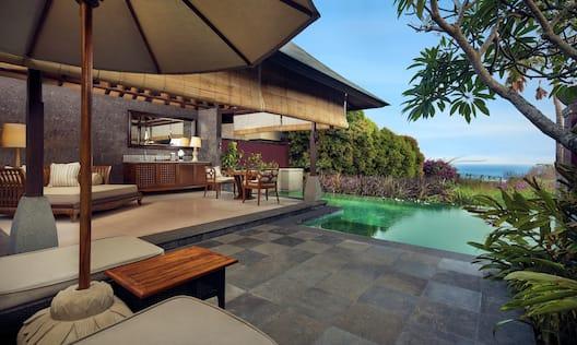 1 Bedroom Villa with Ocean View