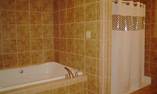 King Accessible Bath