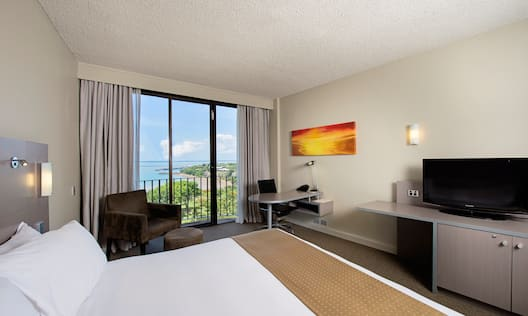 King Deluxe Room with Harbour View