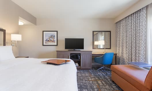 King Guestroom, Overview