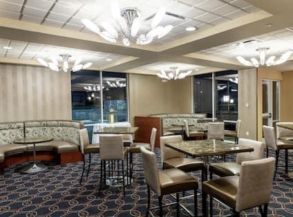 Crossing Lounge Sitting Area