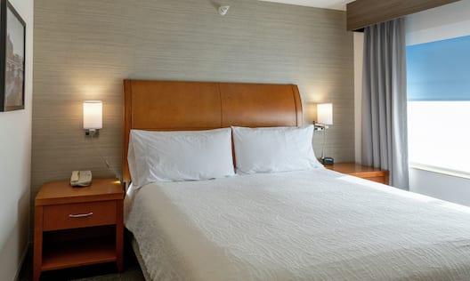 King Guest Suite Bedroom