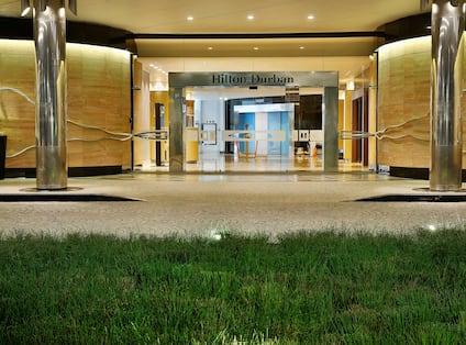 Hilton Durban Entrance