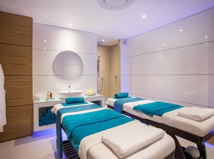 Spa With Two Massage Tables