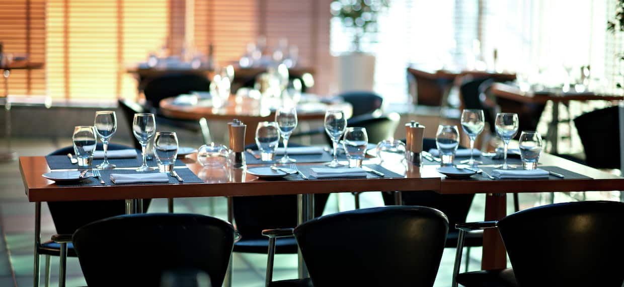 Hotel Dining Table
