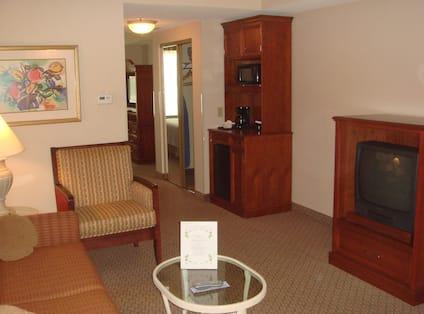 2 Room Suite Living Room