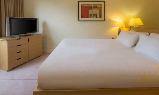 Business double deluxe guestroom
