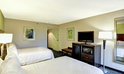 Two Double Bedroom