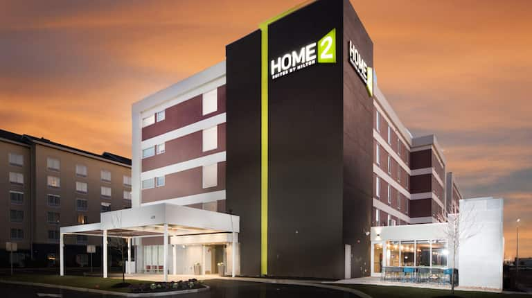 Home2 Suites By Hilton Newark Airport Nj Hotel