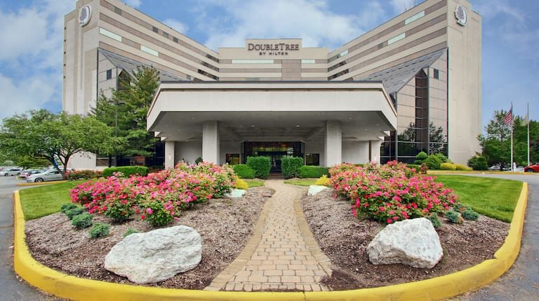 Doubletree Newark Airport Hotel Near Ewr And Nyc