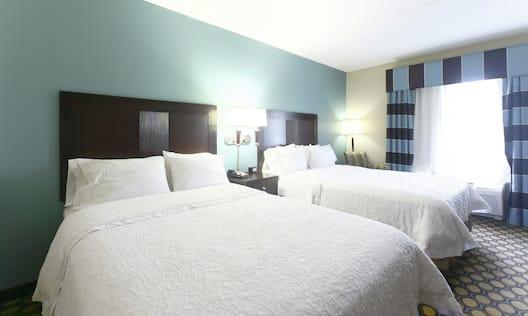 Accessible Double Queen Bed Guestroom
