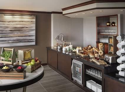 Executive Lounge Breakfast