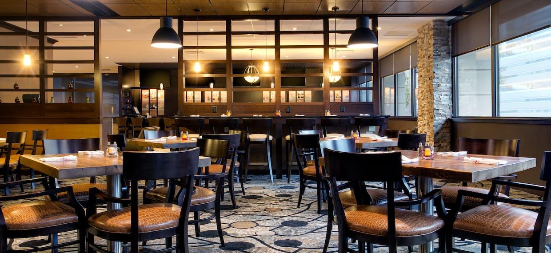 Hudson Grille Dining Room