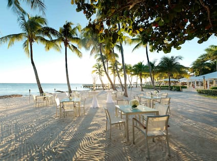 Wedding Reception Venue at Casa Marina