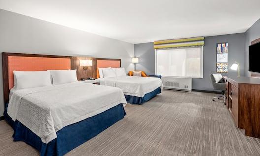 ADA Two Queen Beds