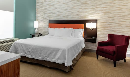 One King Suite Bed