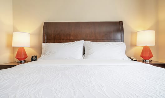 King Guest Bed