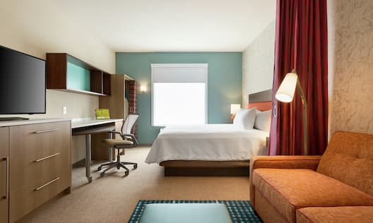 Studio Suite with a King Bed