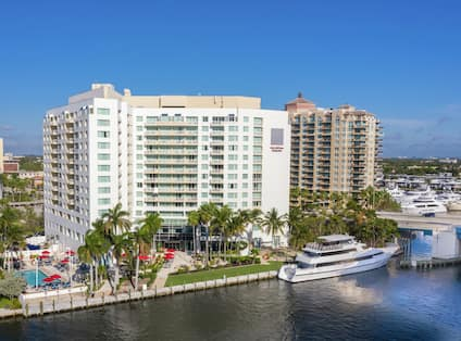GALLERYone DoubleTree Hotel In Fort Lauderdale