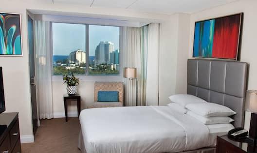Water View Queen Suite