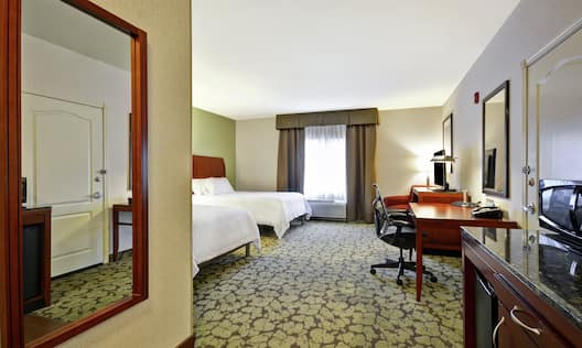 Fort Collins Hotel Guest Room