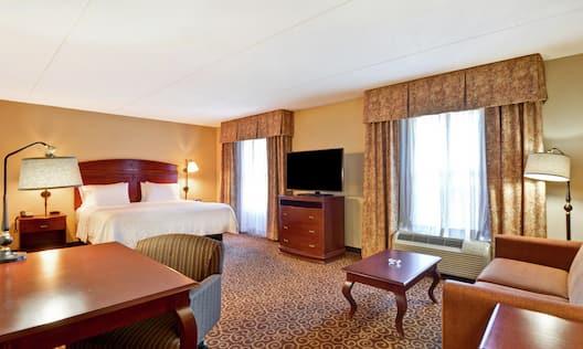 Single King Guestroom