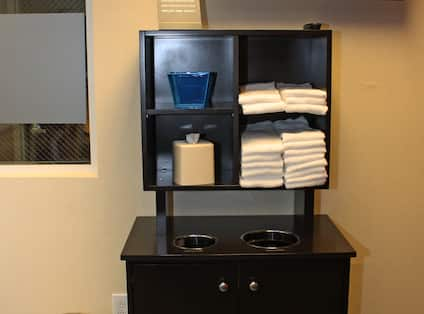 Fitness Center Towels
