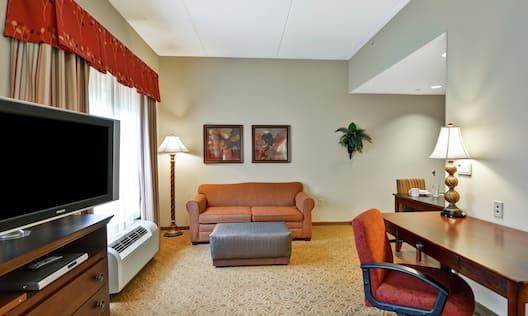 Accessible King Studio Suite