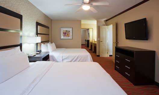 1 Bedroom 2 Queen Suite