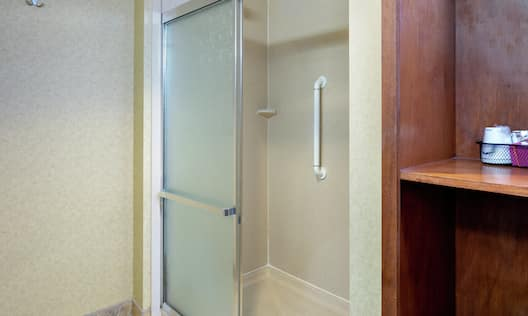 Standard Guest Bathroom with Shower