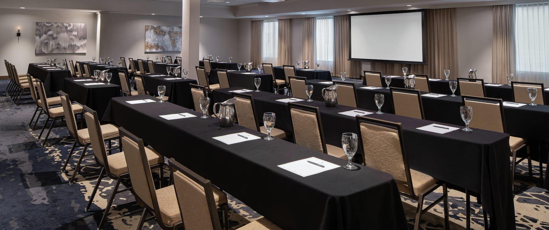 Synergy Meeting Room - Classroom set-up