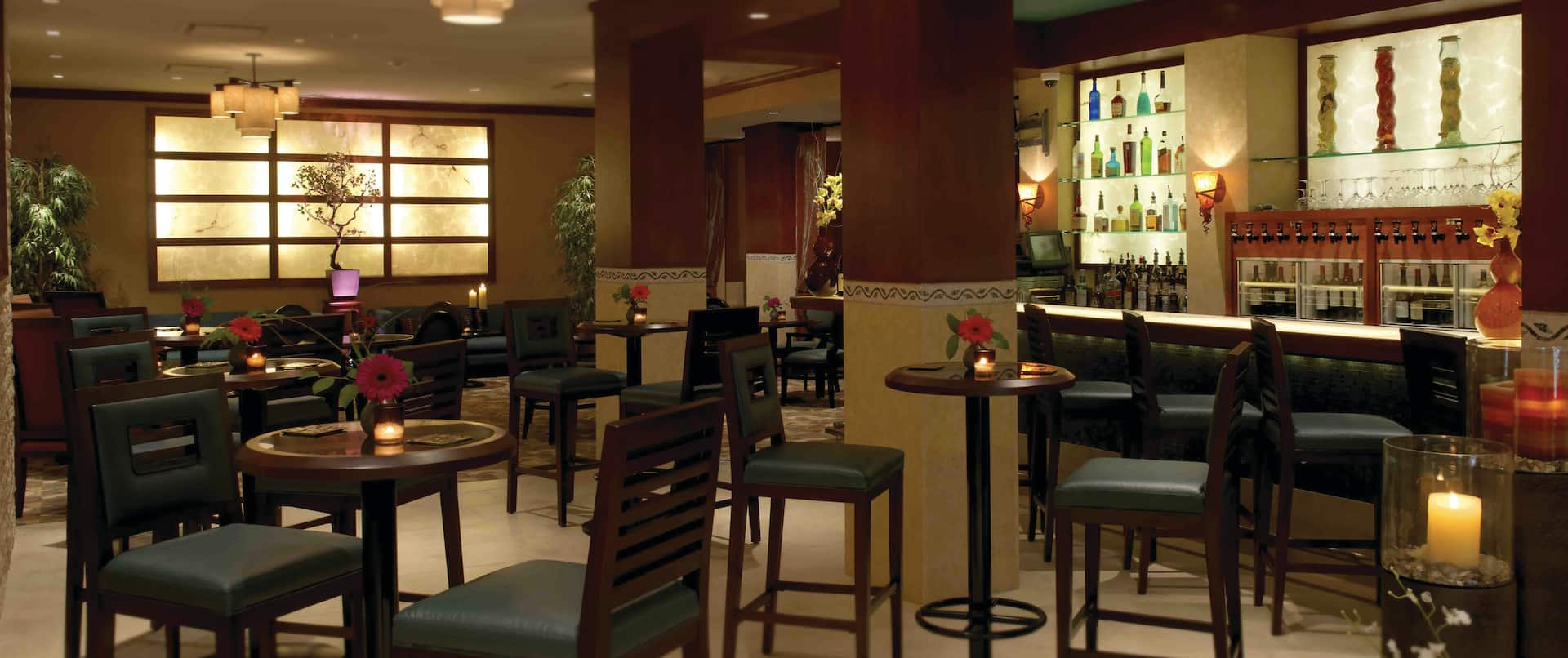 Bar and Restaurant Seating