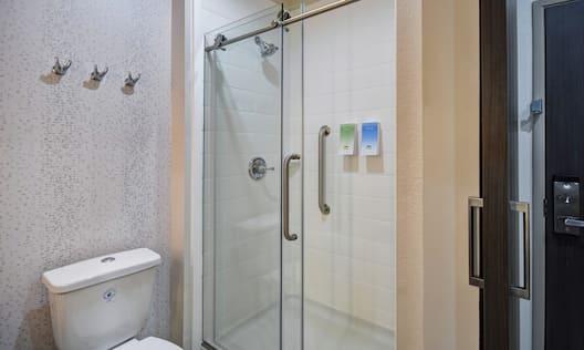 Suite Bathroom with Walk-in Shower