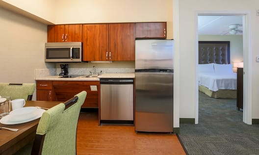 Accessible Living Area