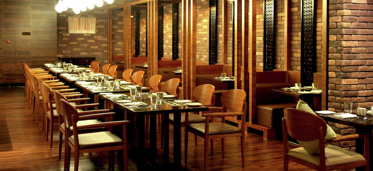 OPEN Dining Environment