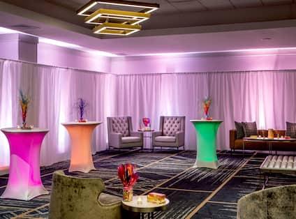 Social Ballroom Event