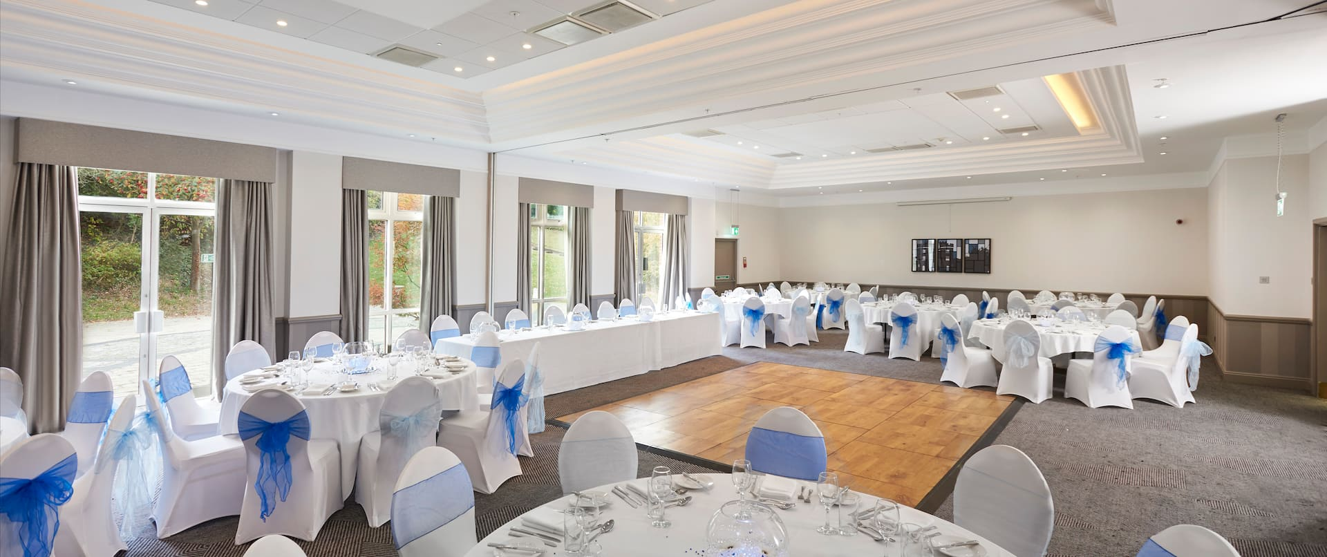Queen Elizabeth Suite - Wedding