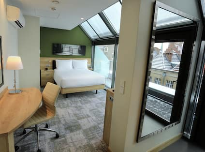 Room with Balcony View