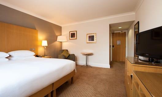 Queen Family Guest Room