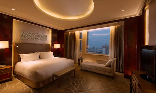 KING EXECUTIVE ROOM WITH LOUNGE ACCES