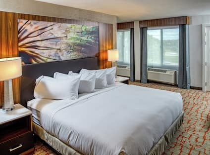 Family Suite Guest Rooms