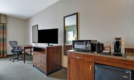 Guest Room Amenities