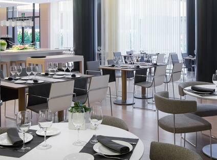 Sargantana Restaurant Seating Area