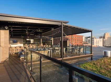 Rooftop Patio Bar