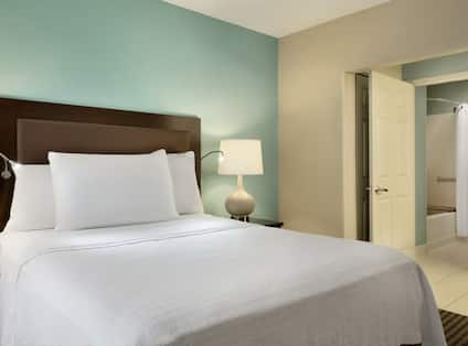Accessible Guest Room Bed