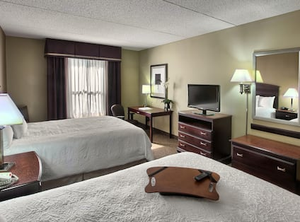 Accessible with 2 Queen Beds