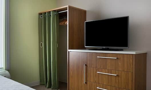 Accessible Guest Room TV